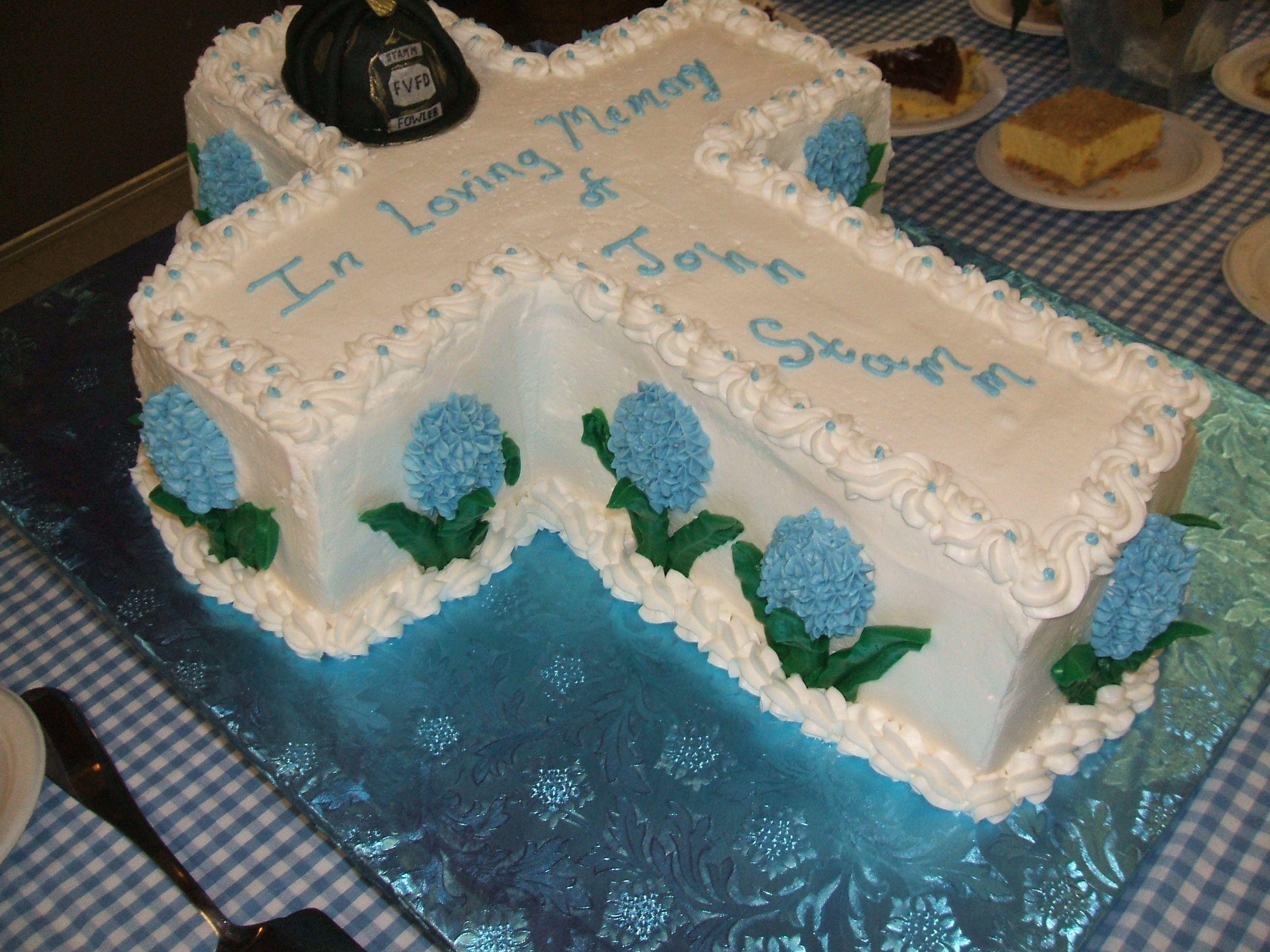 Memorial Cake Cake Desserts