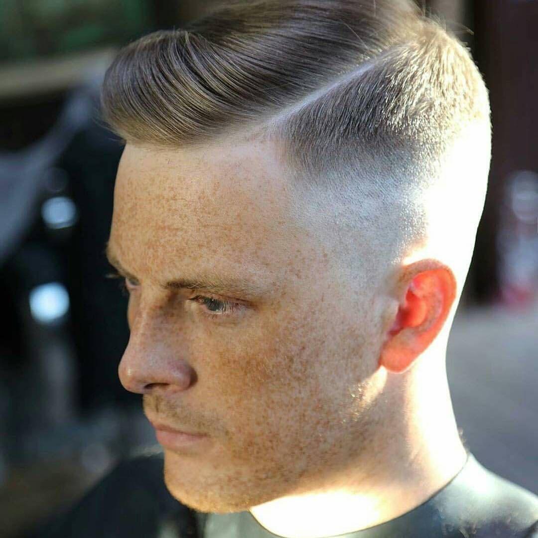 Mens military haircut pin by paul smithe on whitewall haircuts  pinterest  haircuts