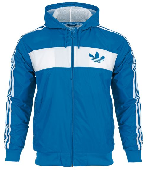 Adidas Originals Sport Logo Wind Jacket