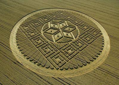2012, Crop Circles