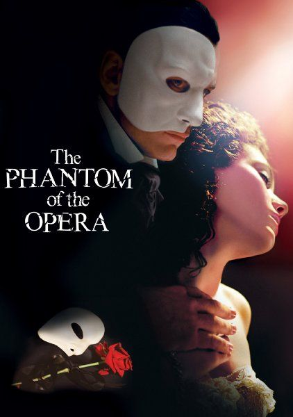 The Phantom Of The Opera 2004 Amazon Phantom Of The Opera Free Movies Online Opera
