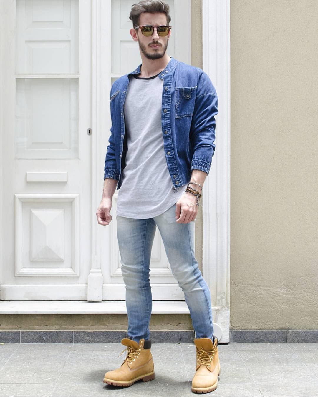 Men style fashion look clothing clothes man ropa moda para