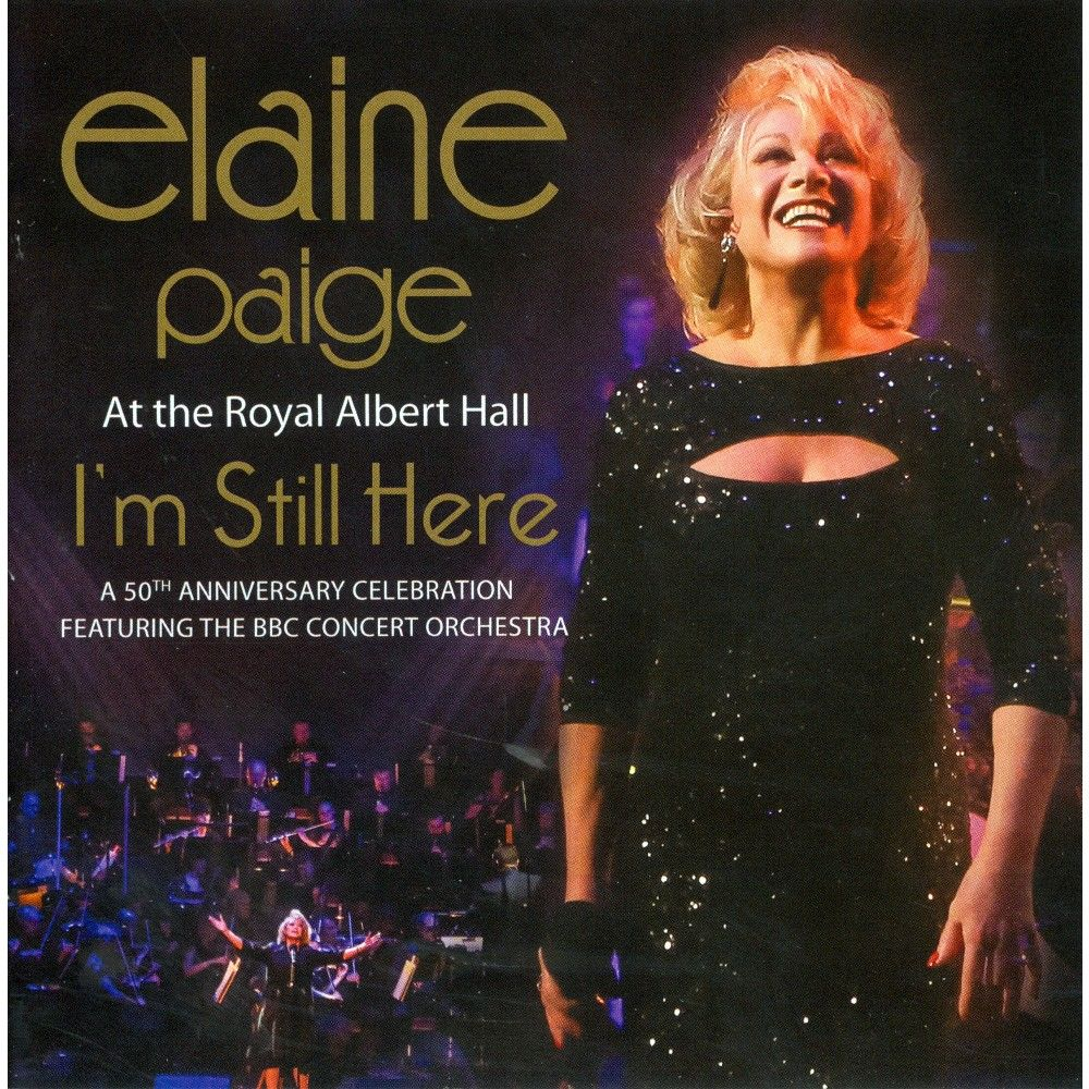 picture Elaine Paige (born 1948)