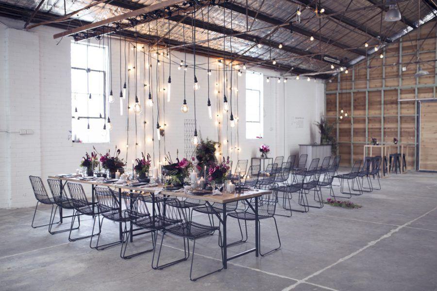 Modern Industrial Warehouse Wedding At Stackwood Fremantle