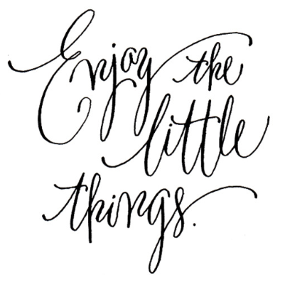 Download Help Identify Enjoy the little things Script Font ...