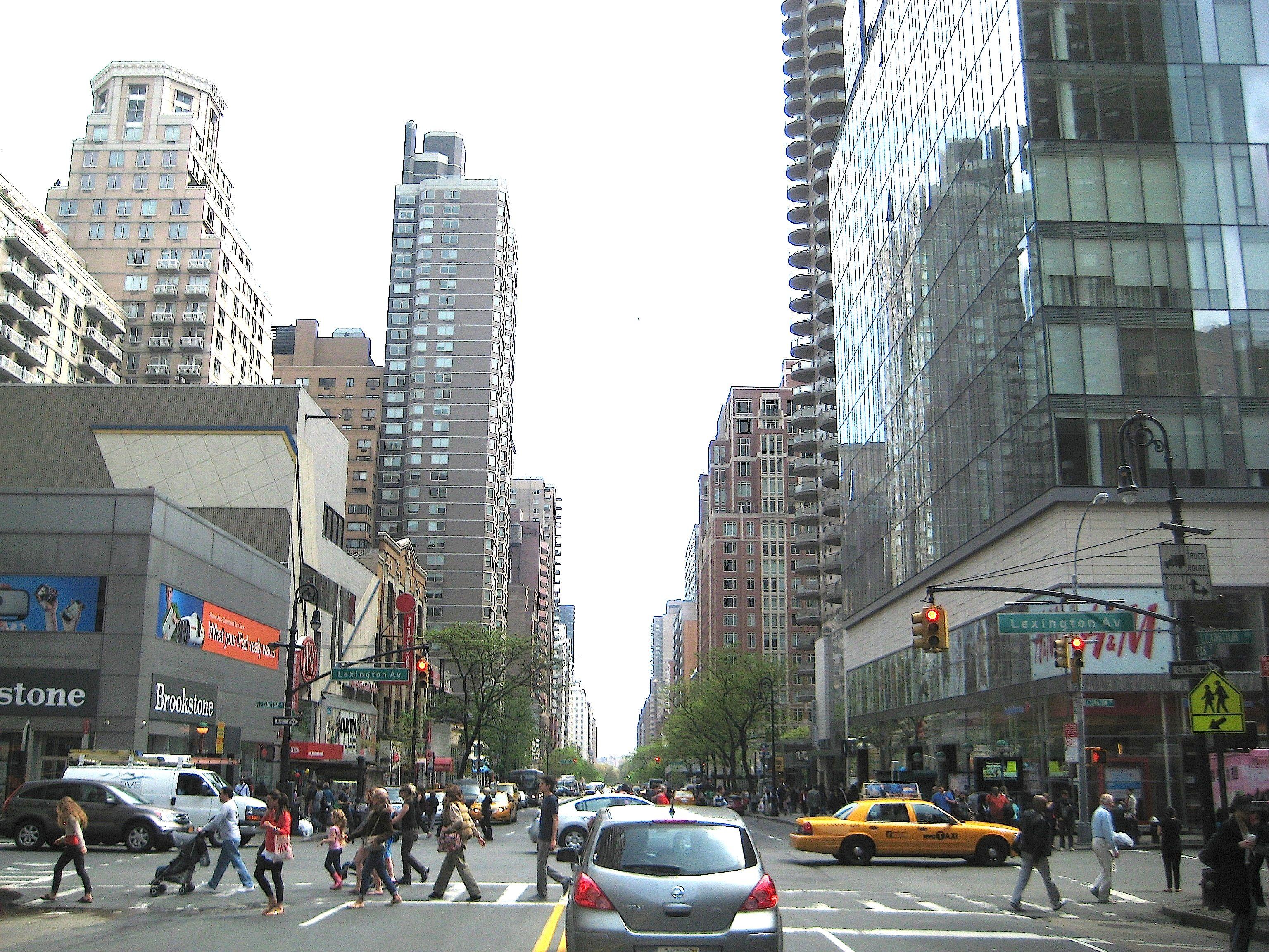 Lexington Avenue & 86Th Street (Upper East Side Section Of