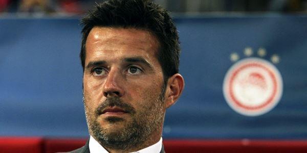 Treinador do Olympiakos nega abordagens dos dragões. Ex-técnico do Sporting é apontado como um dos alvos de Pinto da Costa para a sucessão de Lopetegui.