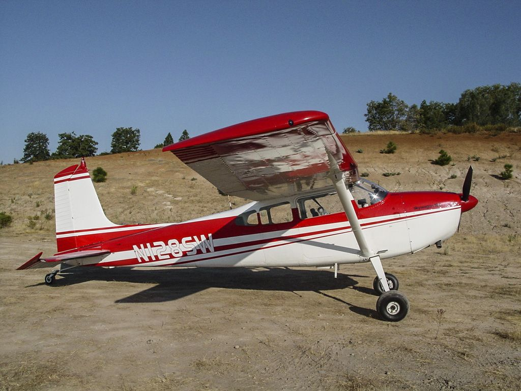 1966 Cessna 180H Skywagon for sale in CA United States