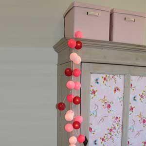 Awesome Guirlande Boule Lumineuse Chambre Bebe Contemporary - Design ...