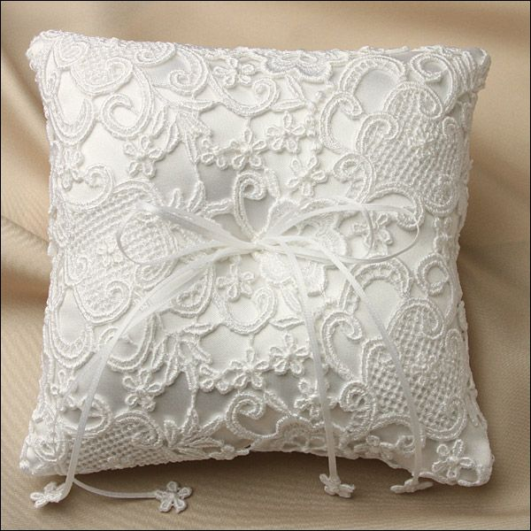 COJIN ANILLOS IDEAS STELLARI Pinterest Ring bearer pillows