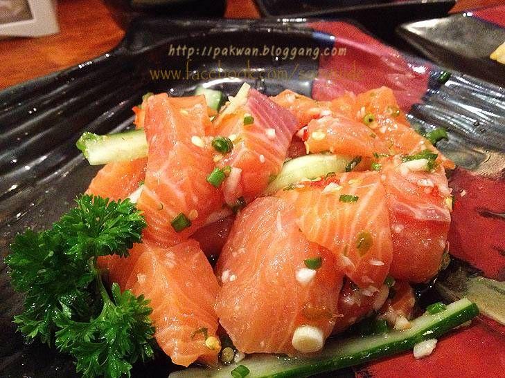 ร้านอาหาร Sushi Masa ราชเทวี on wongnai.com