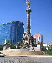Us Landmarks And Monuments Mexico City Landmarks And Monuments