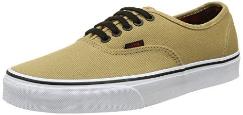 Authentic Lite, Baskets Mixte Adulte, Bleu (Canvas), 35 EUVans
