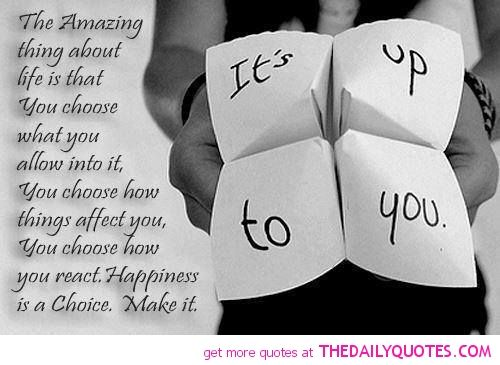 The Amazing Thing About Life