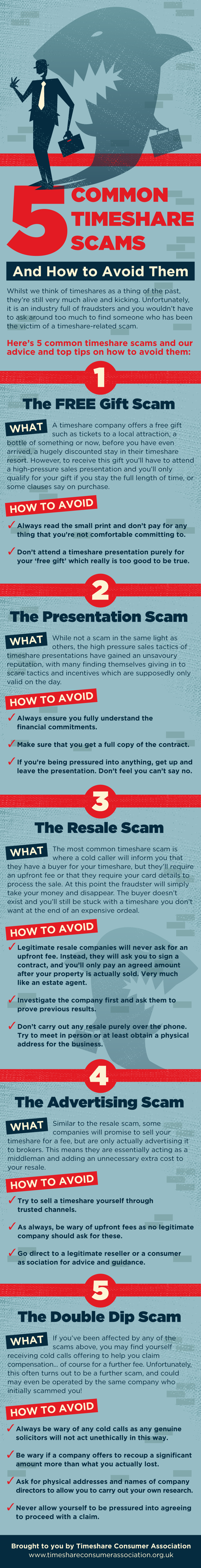 5 Common Timeshare Scams & How To Avoid Them