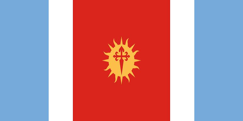 Santiago Del Estero En 2019 Banderas Significado De La Bandera