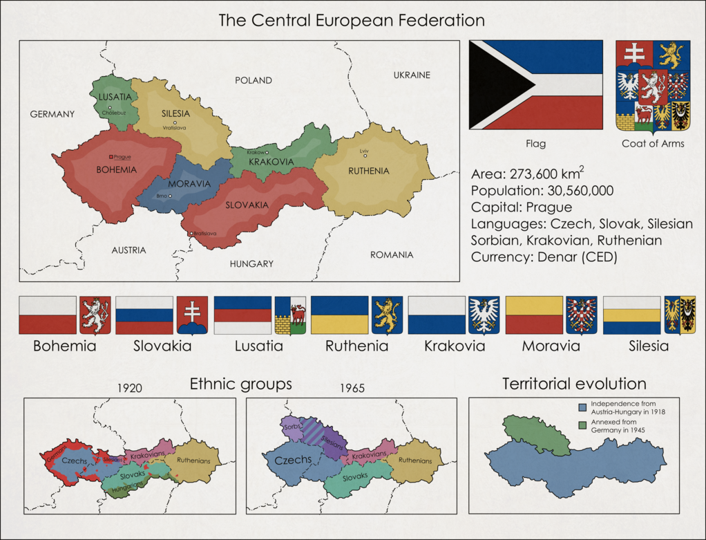 Central European Federation by Fenn O maniC on DeviantArt
