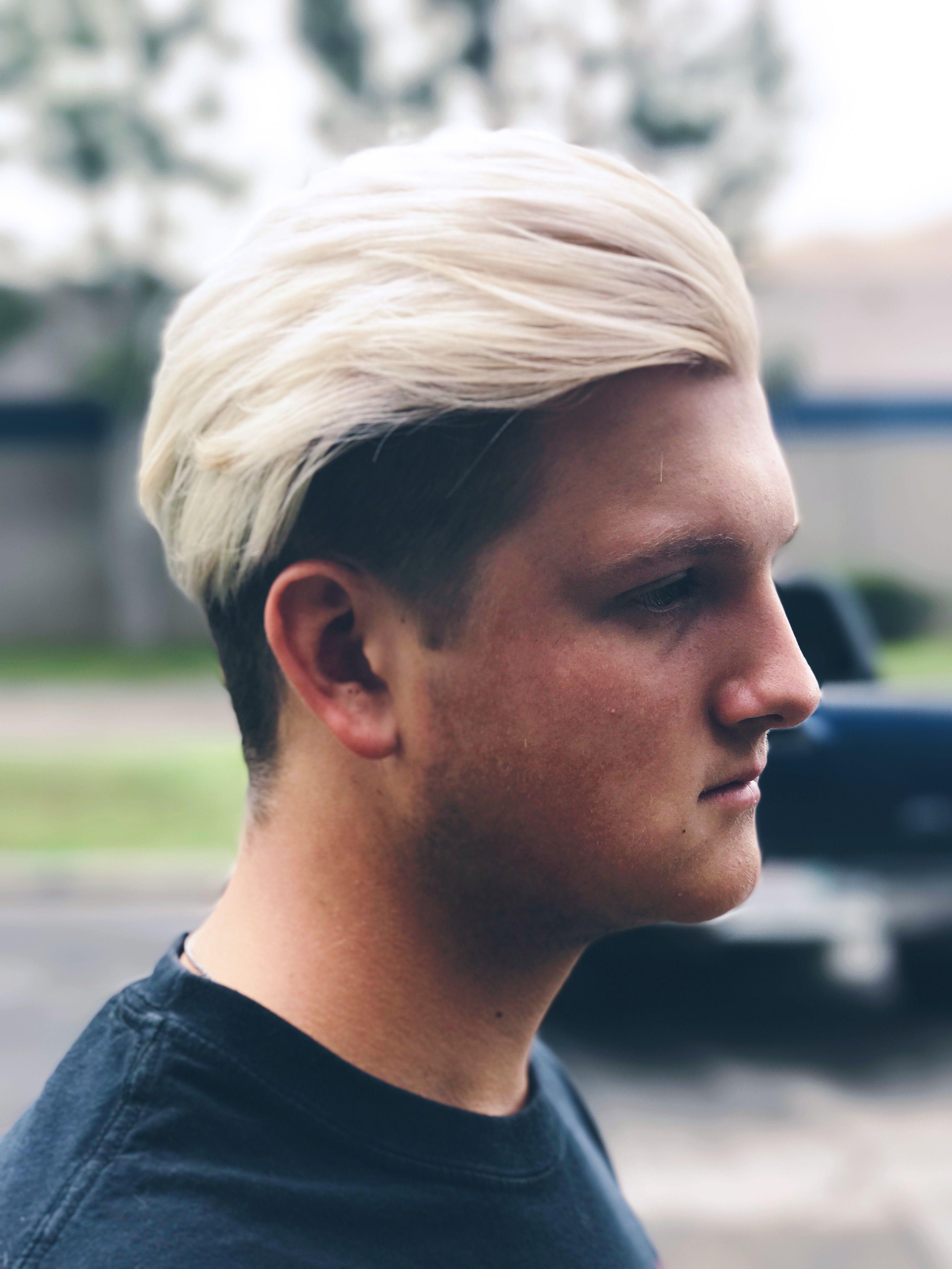 Haircreationsbyalex Guylights Highlights Blonde Menshair