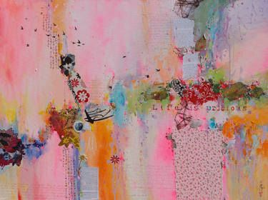 "Saatchi Art Artist Xiaoyang Galas; Painting, ""Life is precious"" #art"