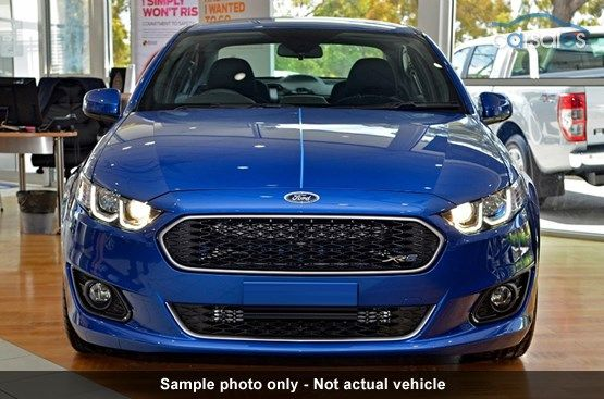 2014 Ford Falcon Fg X Xr6 Sports Automatic Rel Nov Ford Falcon Ford Aussie Muscle Cars