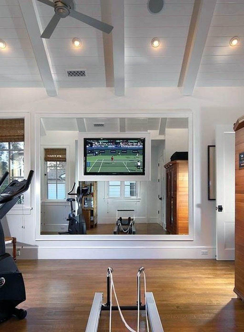 Creative Residence Gyms Ideas Home gym flooring, Cheap