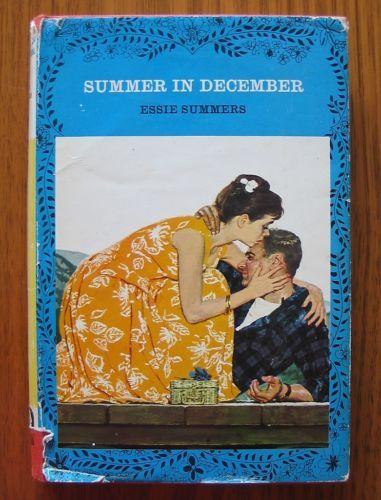 Essie Summers Summer IN December NEW Zealand Author Mills