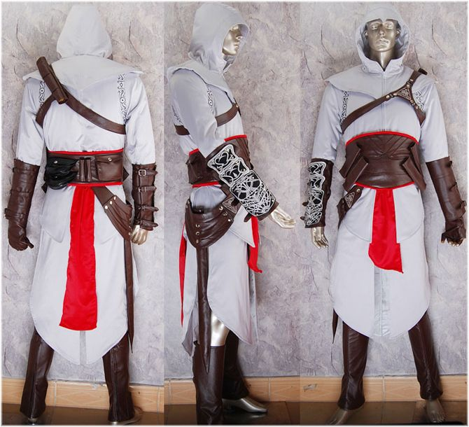 Assassin S Creed Costume Pattern Altair
