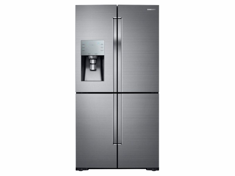 28 Cu Ft 4 Door Flex Refrigerator With Flexzone In Stainless