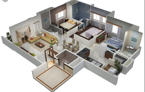 House Designs For 1000 Sq Ft In India