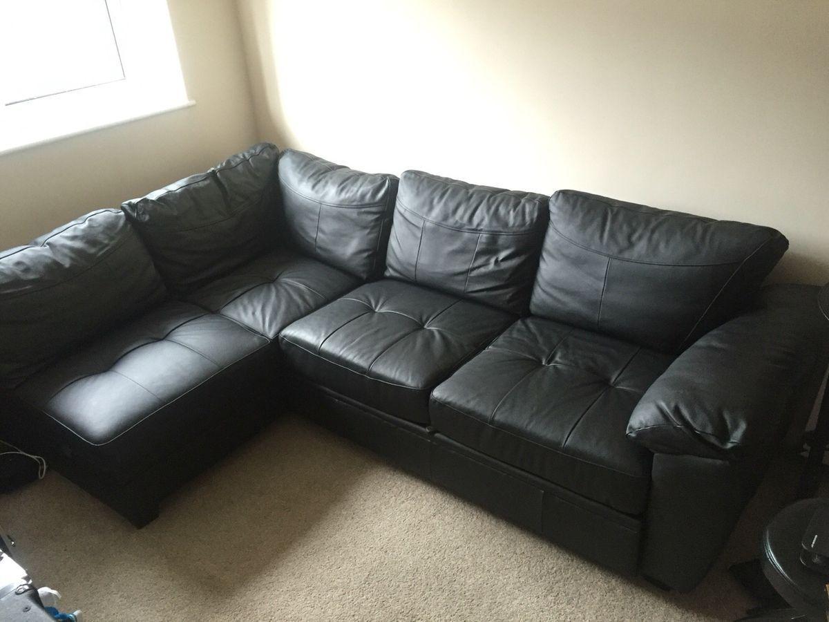 Leather Corner Sofa Bed Argos di 2020