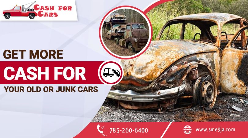 You Can Sell Your Old Car To Cash For Cars Platte City Missouri
