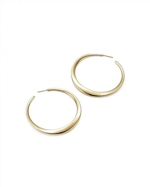 1,795.00$  Buy here - http://vimlb.justgood.pw/vig/item.php?t=s2m65x3617 - IPPOLITA 18K Yellow Gold Glamazon® Graduated Large Hoop Earring 1,795.00$