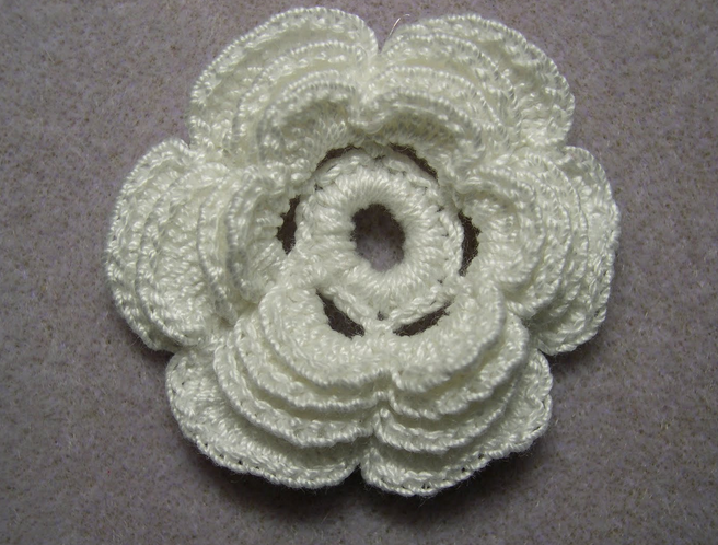 The Best Crochet Irish Rose Pattern Crochet Flowers Leaves