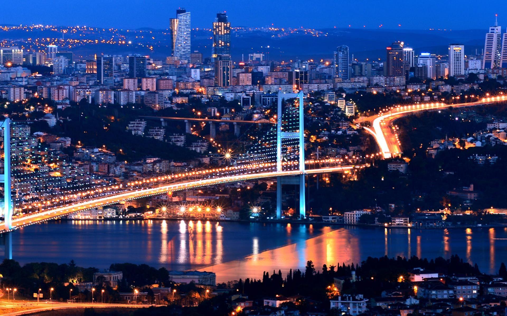 bridges turkey istanbul 2000x1333 wallpaper High Quality ...