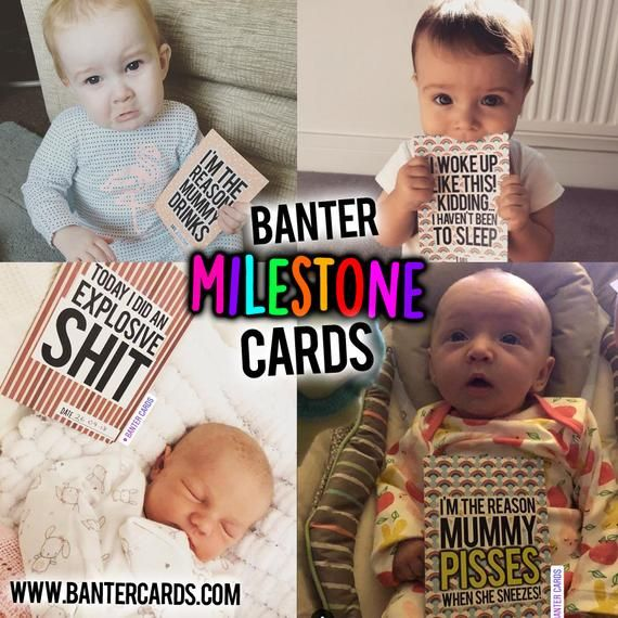 Banter Milestone Cards - BUNDLE OFFER!