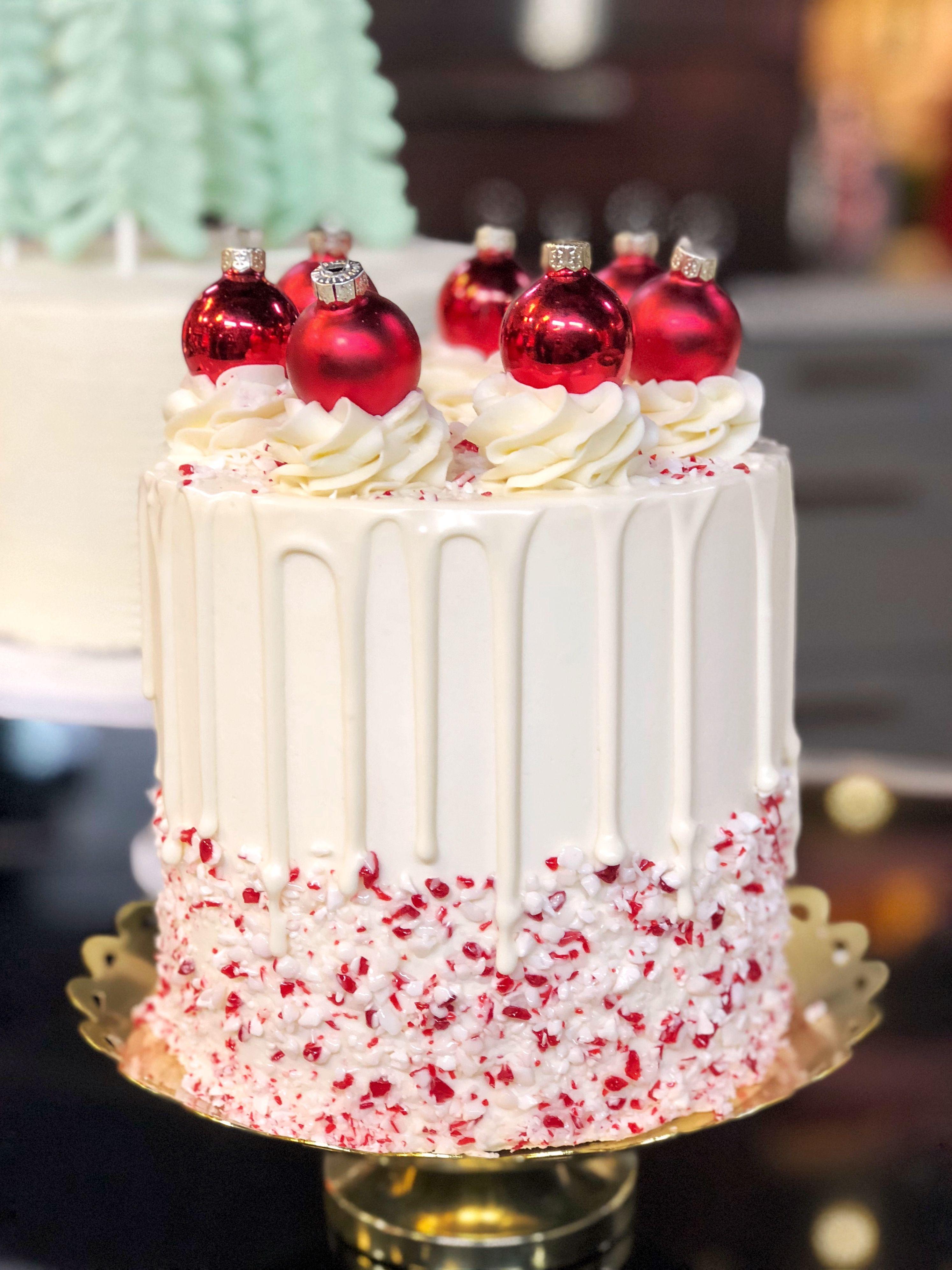 Christmas Cake Decorating Ideas Christmas cake