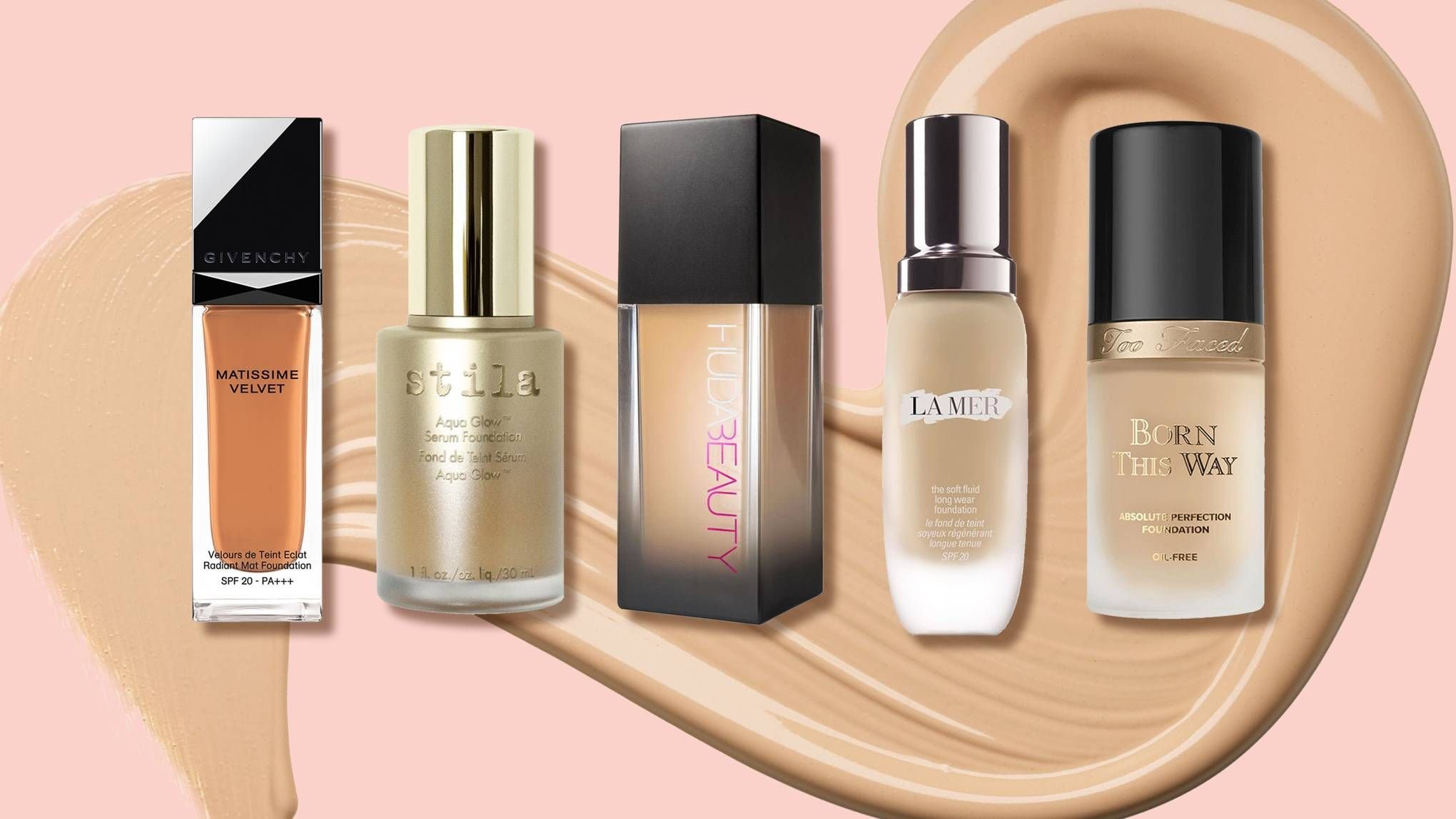 These are the holy grail foundations that we'd fully