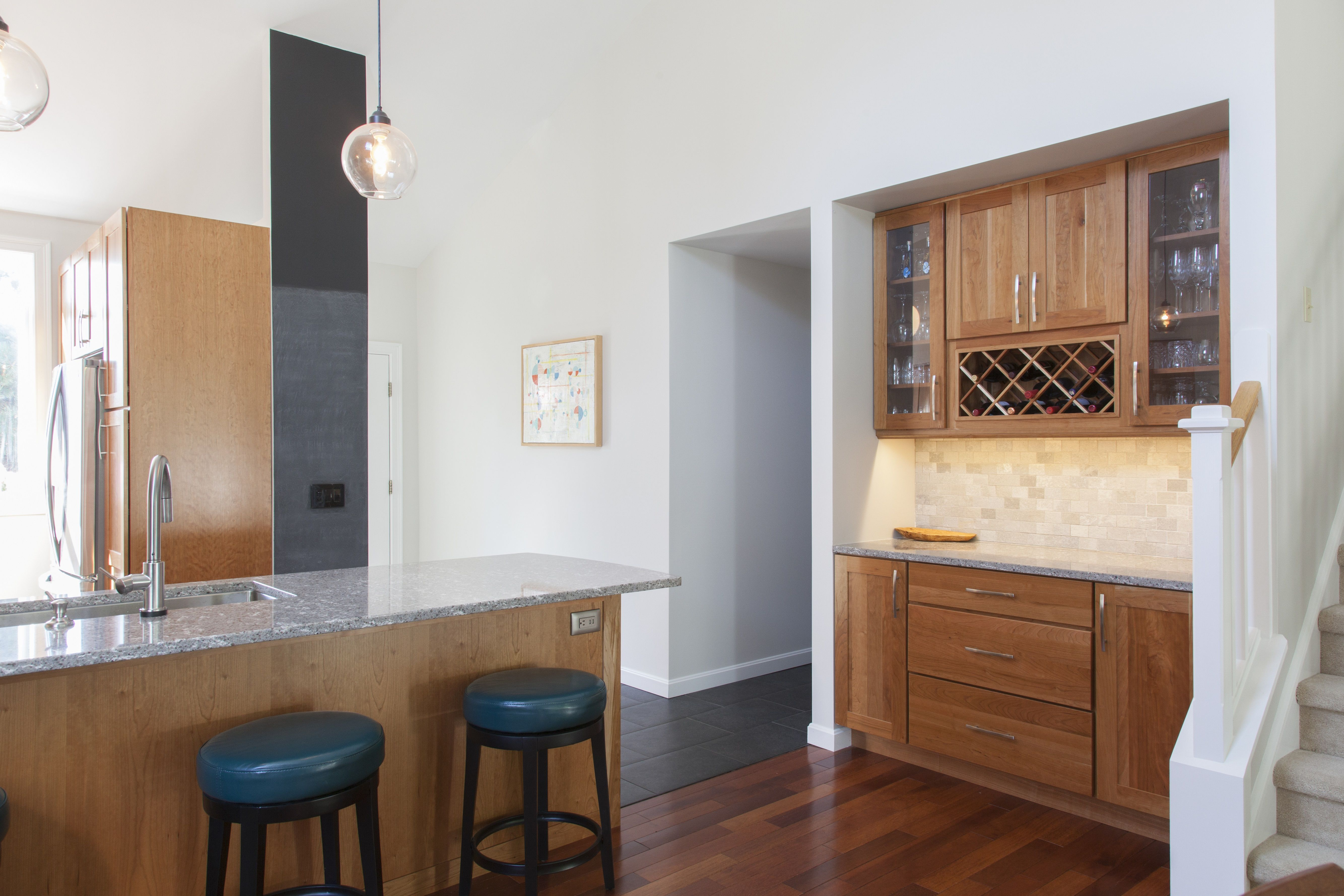Contemporary kitchen medallion quaint full overlay door with