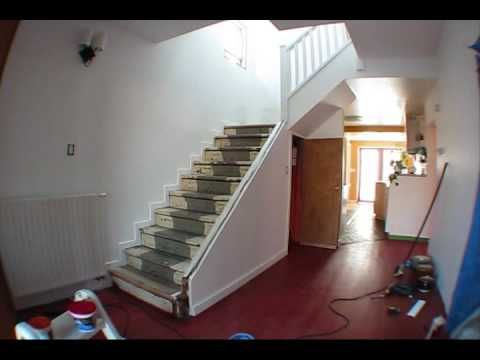 Best Handrail For The Staircase In Our House Removable 400 x 300