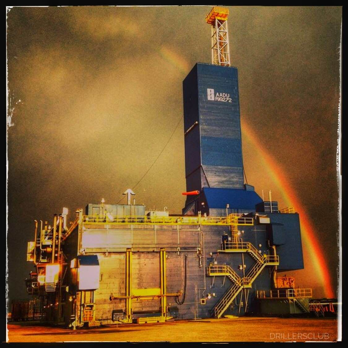 Fortress Rig Oilfield life, New baby products