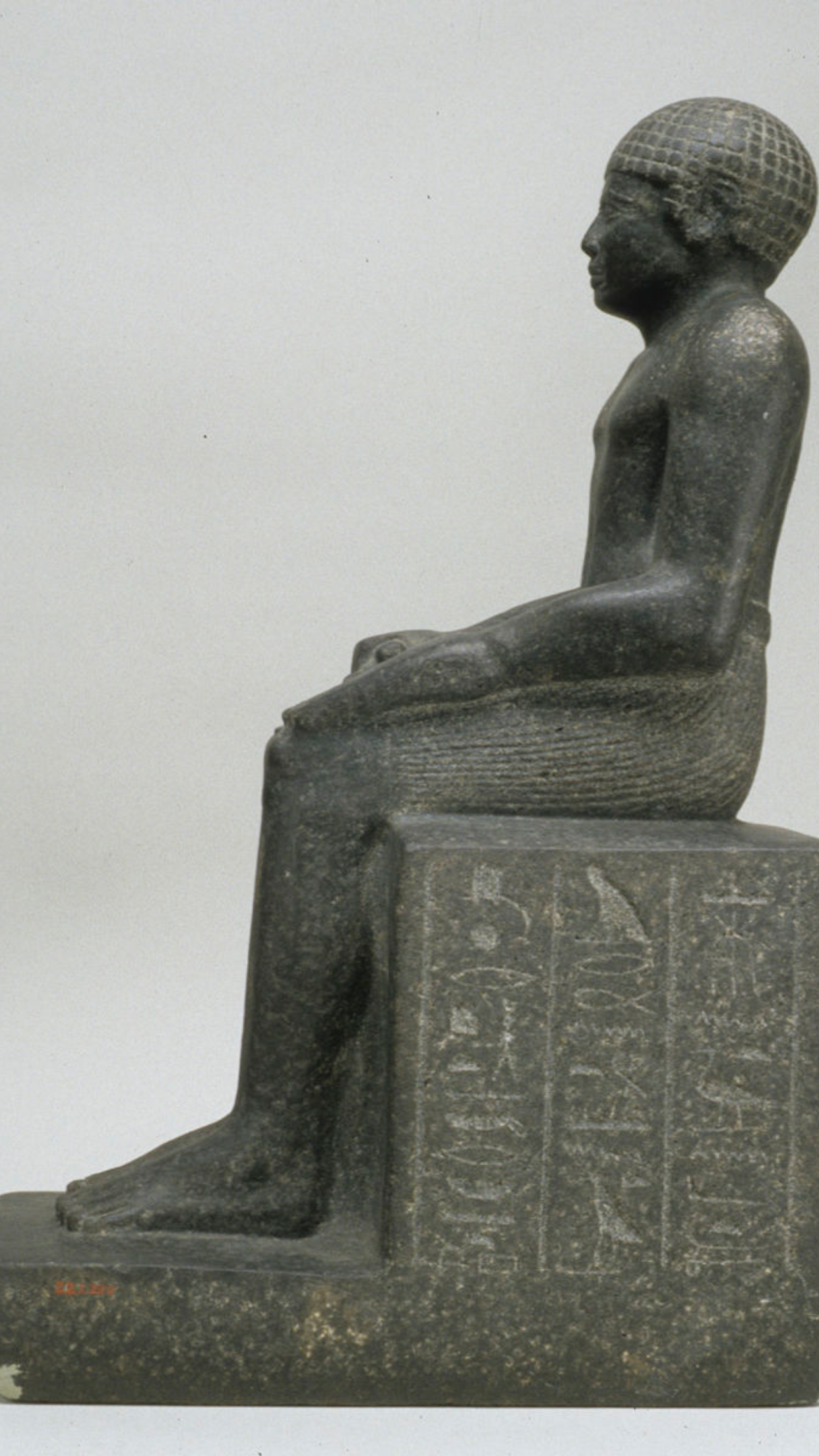 Ancient Gaia Statue pindwaine anderson on ancient egyptians | ancient egypt