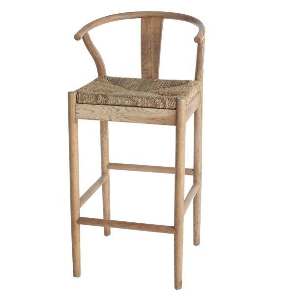 Danish Counter Seat: Danish Oak Bar Stool In 2019