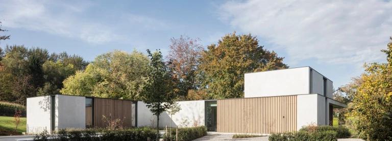 #residence #villa #facade #wood #woodarchitecture #modern #modernarchitecture