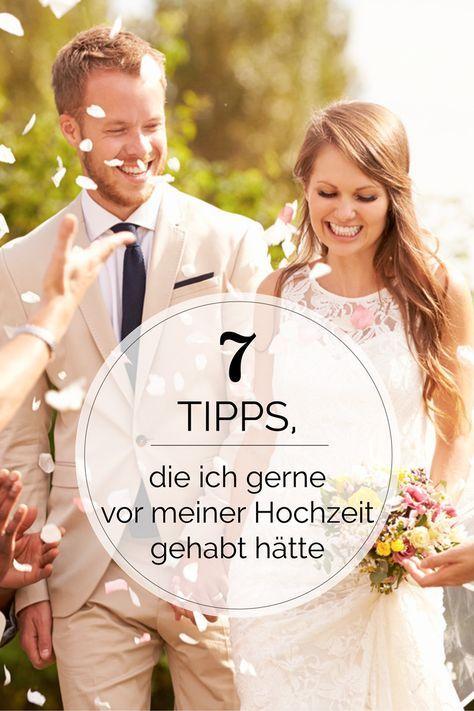 Photo of 7 hilfreiche Informationen, die ich gerne vor meiner Hochzeit gehabt hätte… Teil 1/2