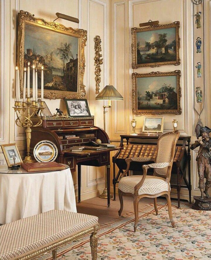 Alte Möbel, Innendesign, Inneneinrichtung, Einrichten Und Wohnen, Buecher,  Englisches Interior, Klassische Inneneinrichtung, Französisches Innenräume,  ...