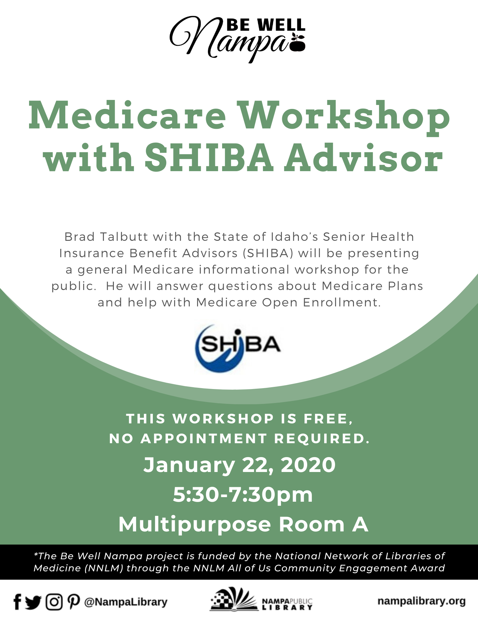 Medicare 101 With Shiba Senior Health Medicare How To Plan