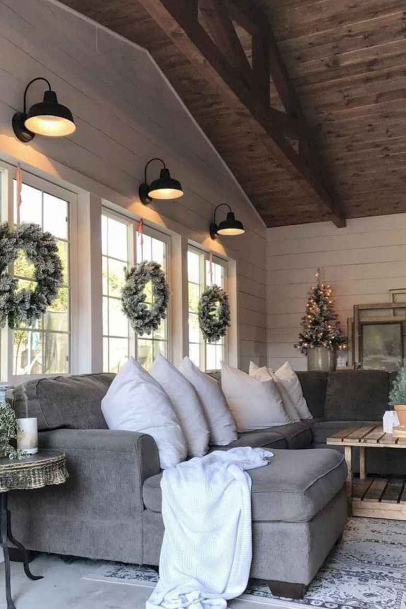 Photo of 60+ Cozy Farmhouse Living Room Decor Ideas