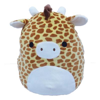 Squishmallow 12 Inch Gary The Giraffe Large Super Soft Plush Walmart Com Soft Plush Giraffe Plush