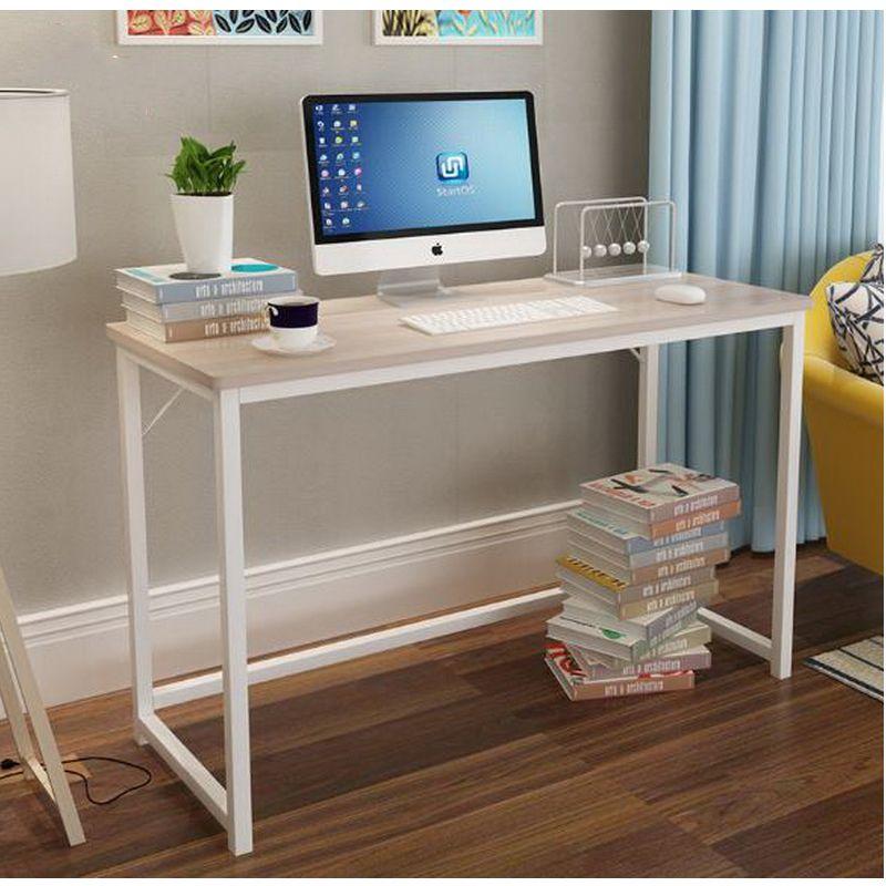 250605 Desktop Computer Tisch Mit Haus Tisch Einfache Moderne