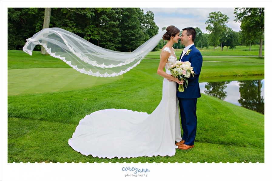 Wedding Pictures at Firestone Country Club in